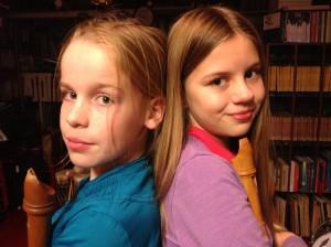 Lisa en Renske
