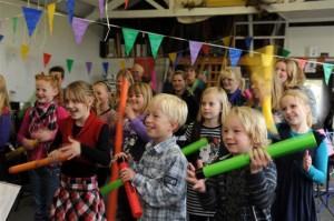 31102010 - foudgum muziekmiddag voor kinderen bij flauto nuovo