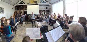 Concerto grosso olv Anneke Hoekman